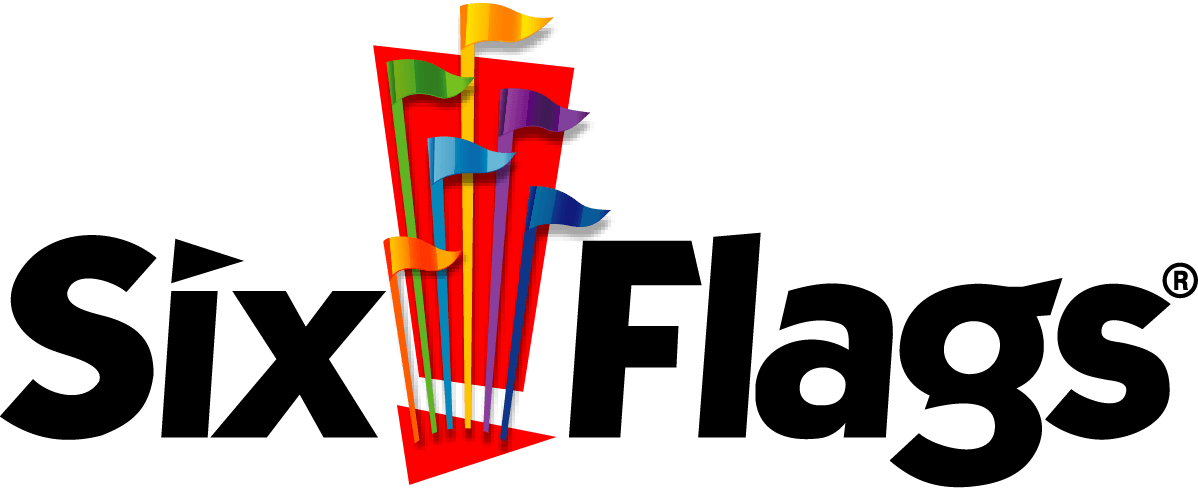 Six Flags Logo png