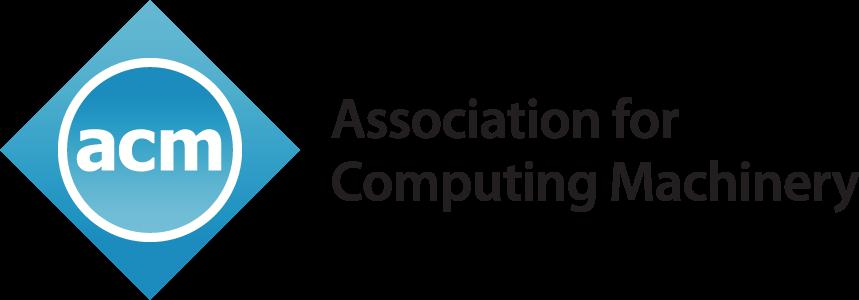 ACM Logo [Association for Computing Machinery] png