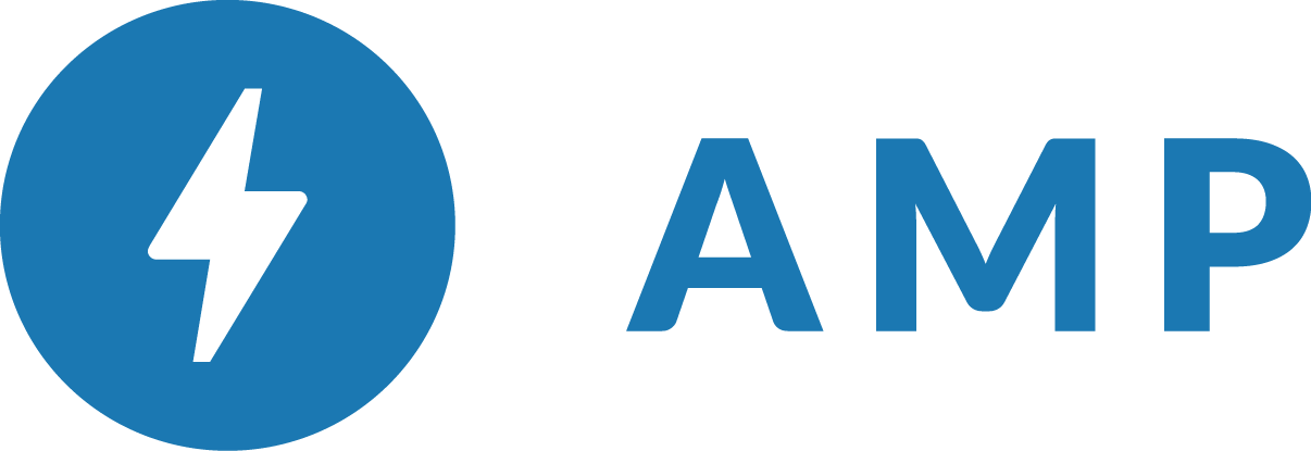 AMP Logo [Accelerated Mobile Pages] png