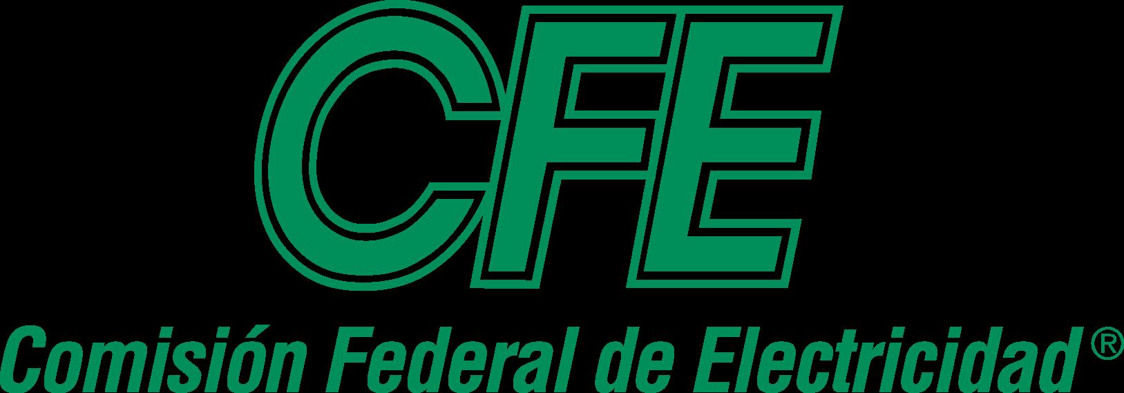 CFE Logo   Comision Federal de Electricidad png