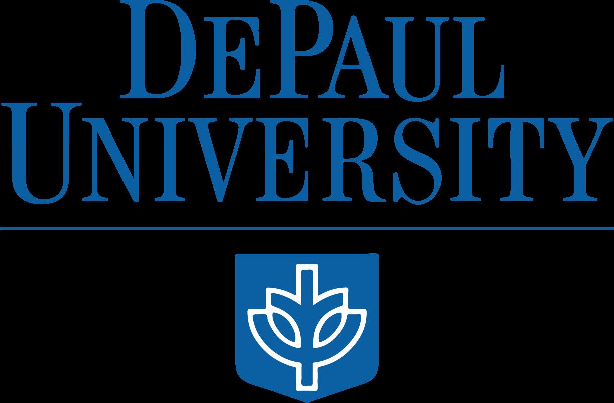 Depaul University Logo png