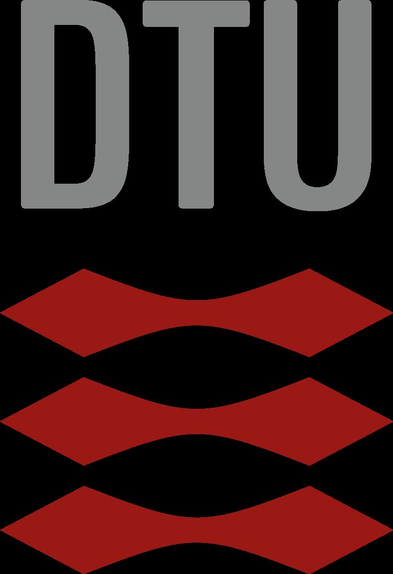 DTU Logo [Danmarks Tekniske Universitet] png