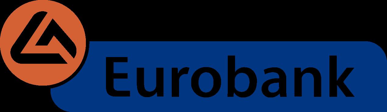 Eurobank Logo png