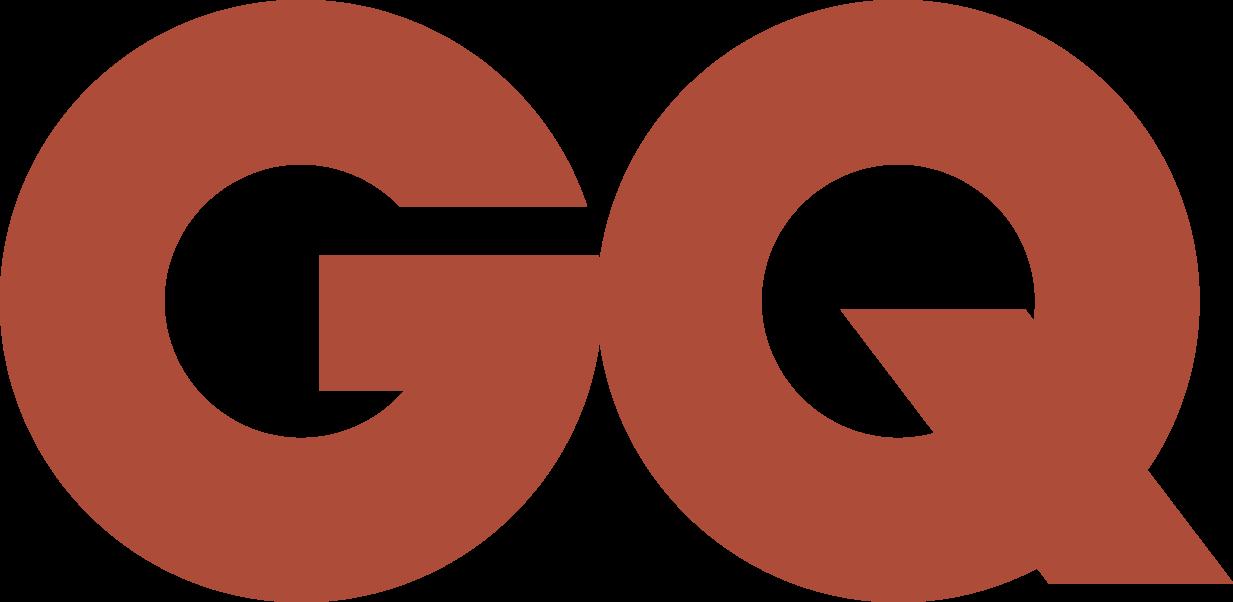 GQ Logo [Magazine] png