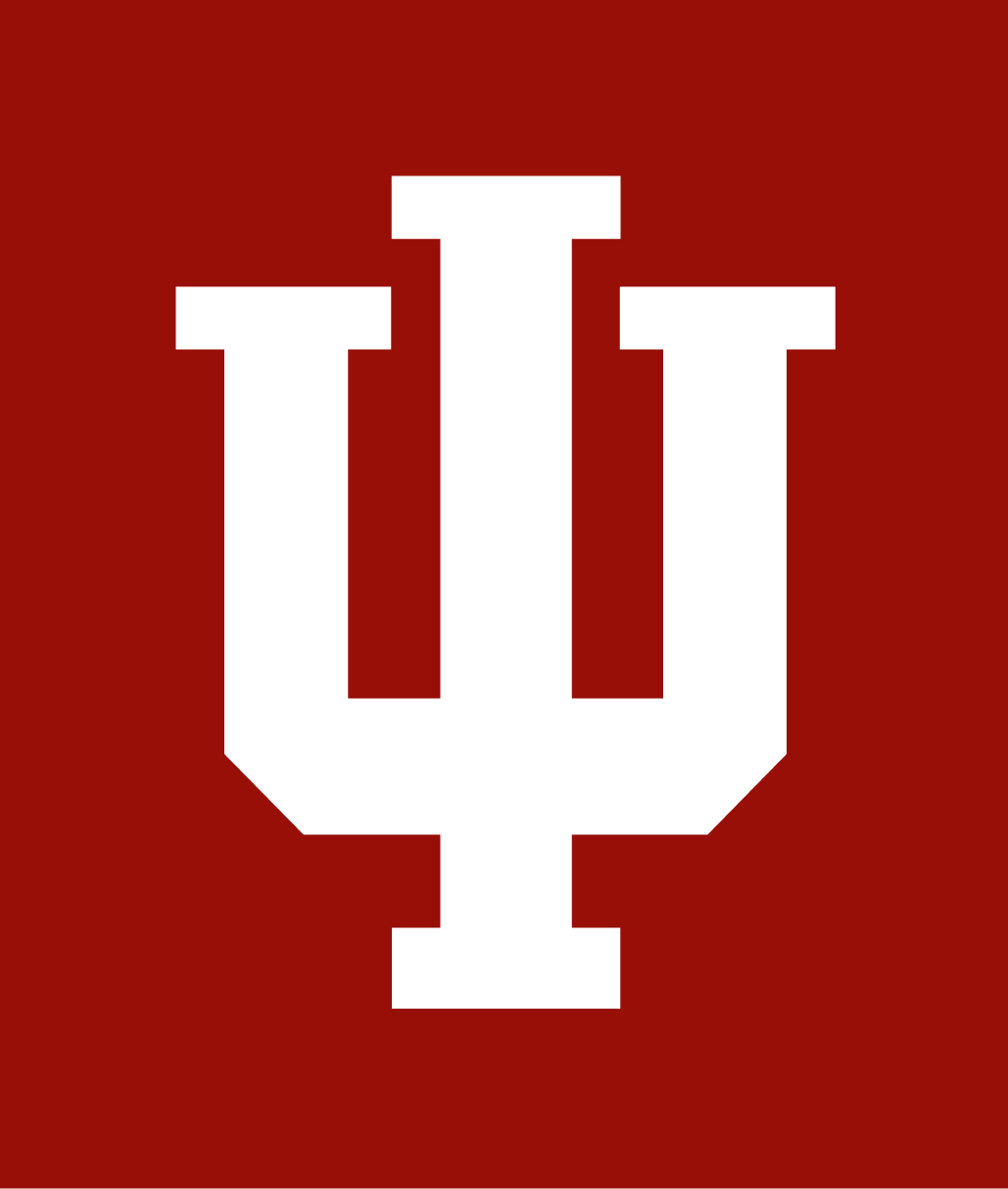 Indiana University Logo png