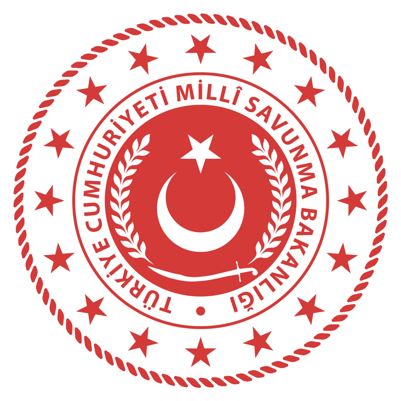 Milli Savunma Bakanlığı (MSB) Vektörel Logosu png