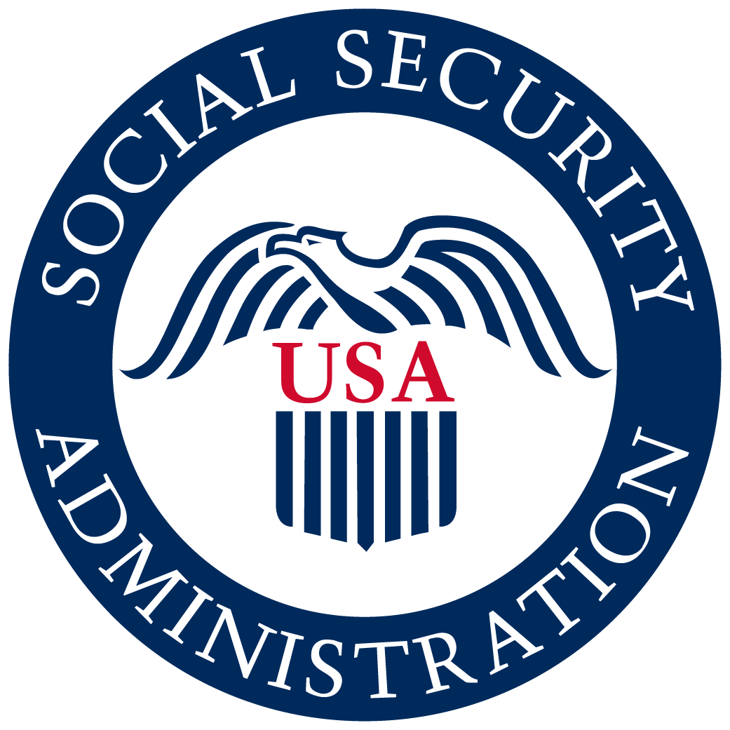 SSA Logo [The United States Social Security Administration] png