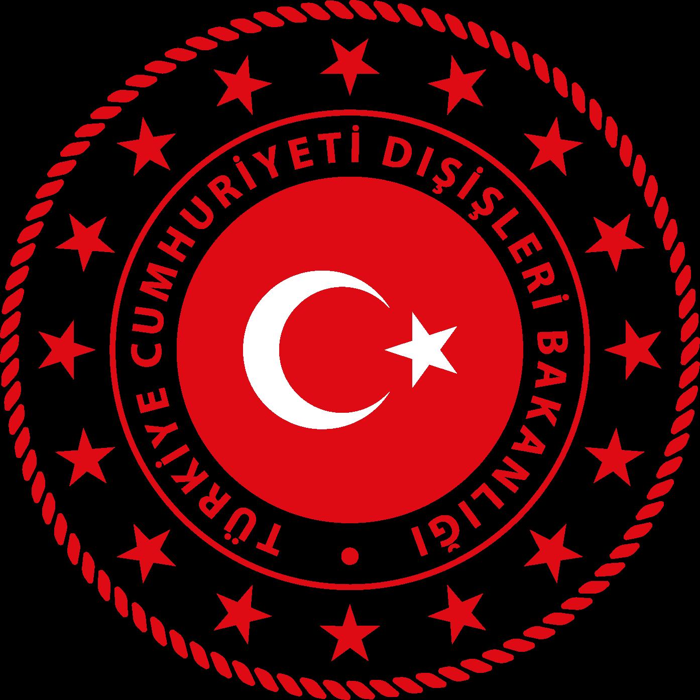 t c disisleri bakanligi logo