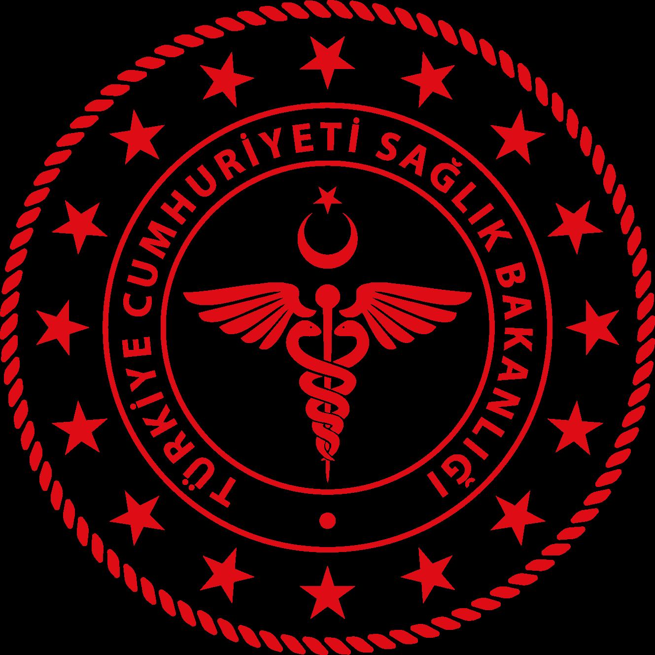 T.C. Sağlık Bakanlığı Logo [saglik.gov.tr] png