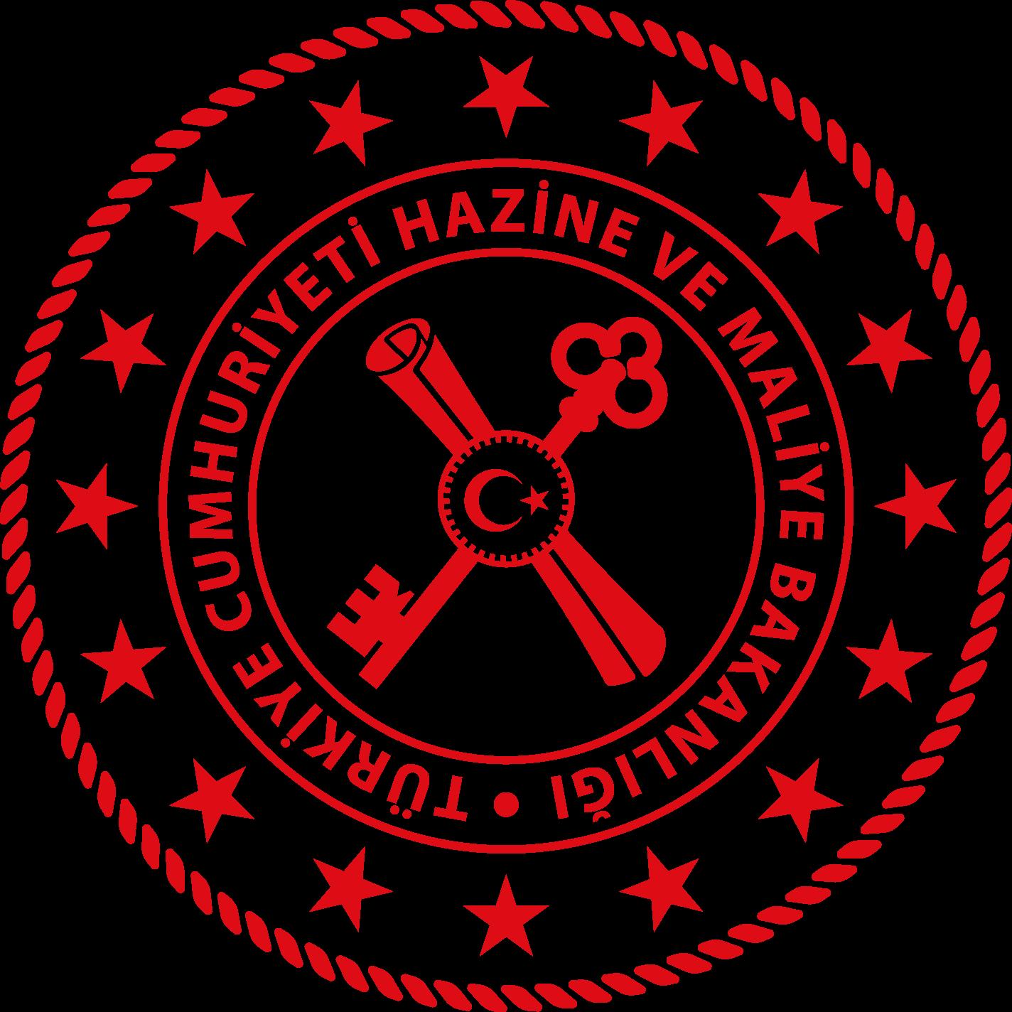 T.C. Hazine ve Maliye Bakanlığı Logo png