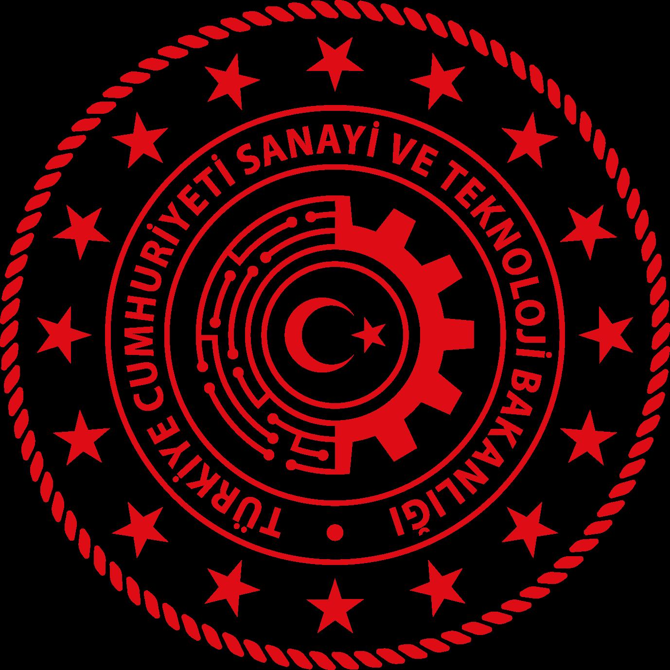 tc sanayi ve teknoloji bakanligi logo