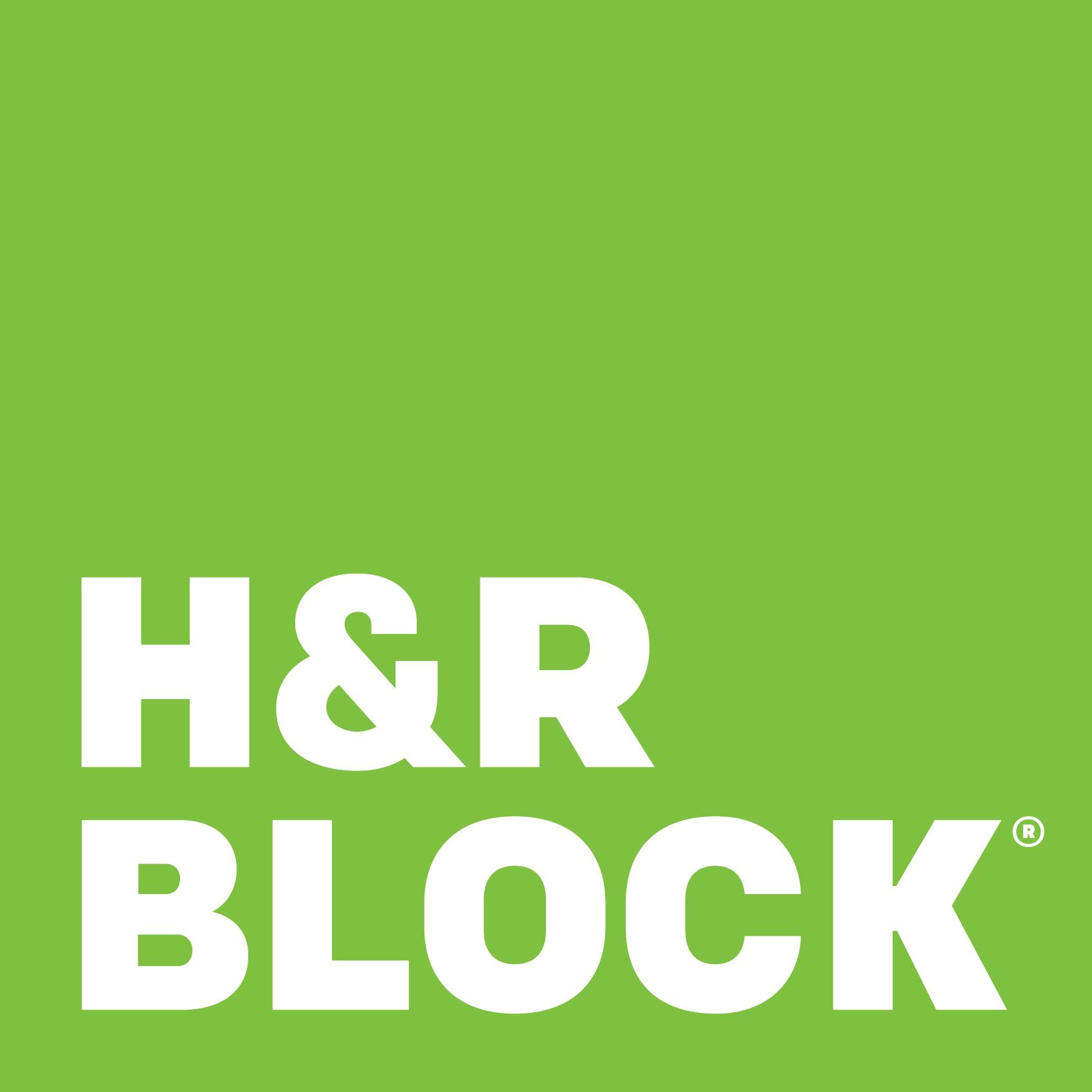 H&R Block Logo png
