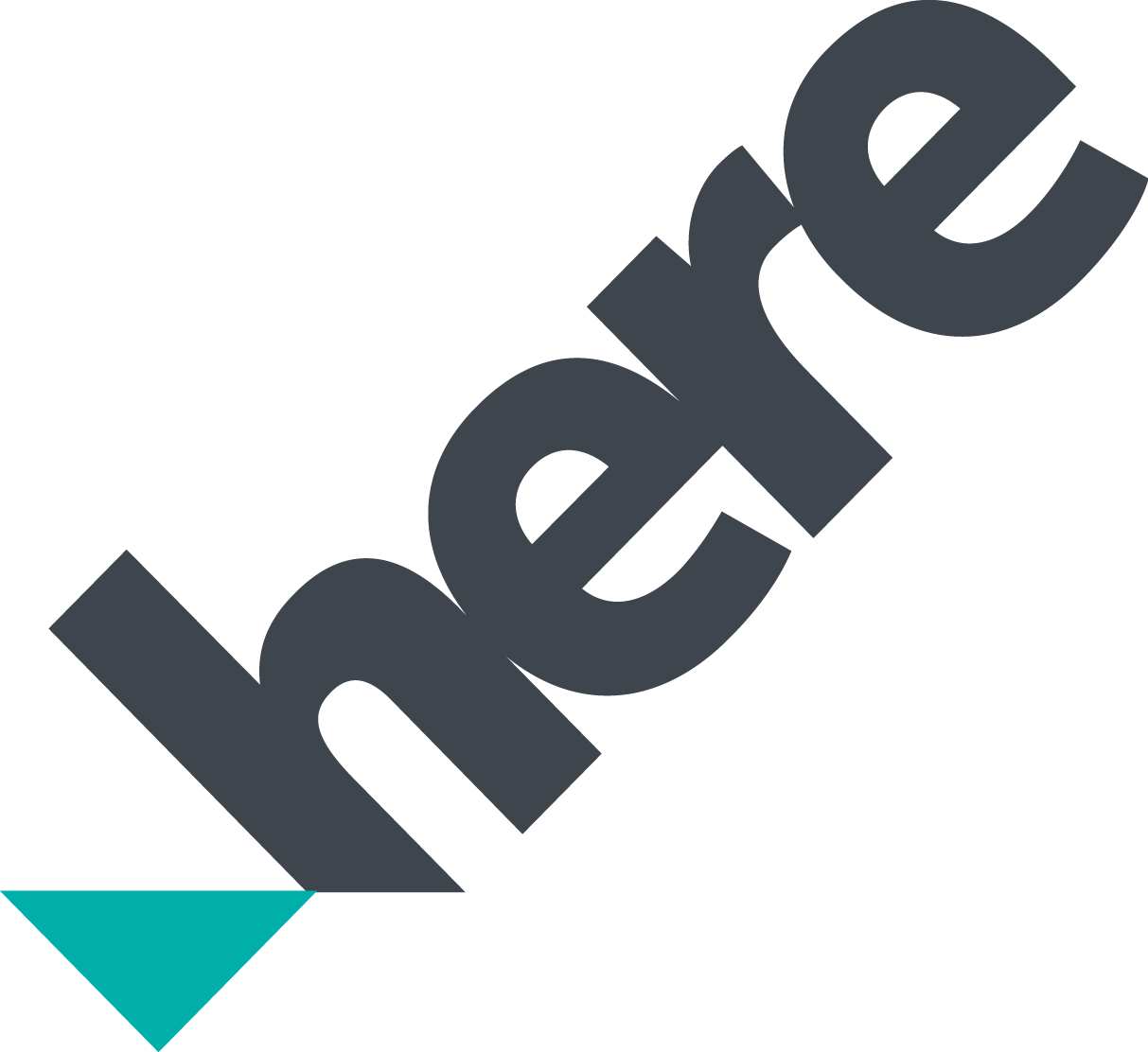 Here Logo png