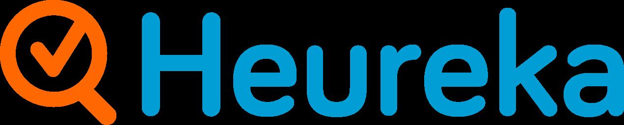 Heureka Logo png