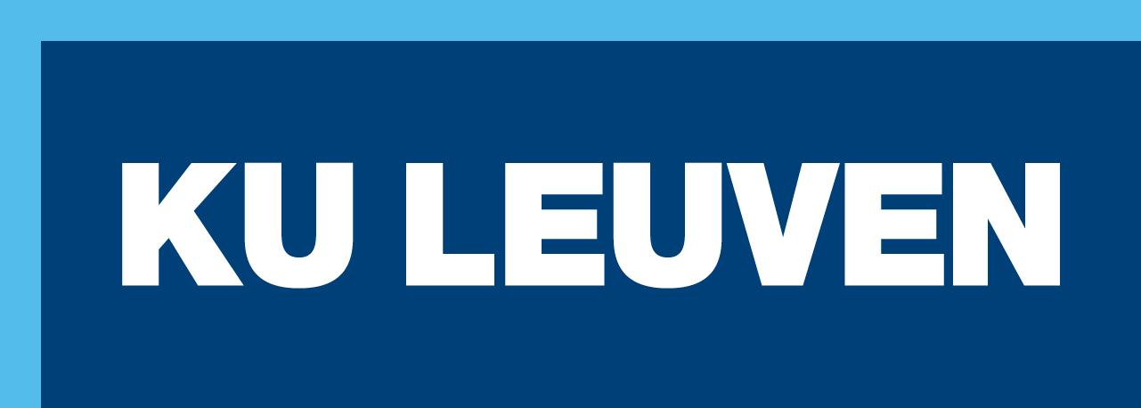 KU Leuven Logo png