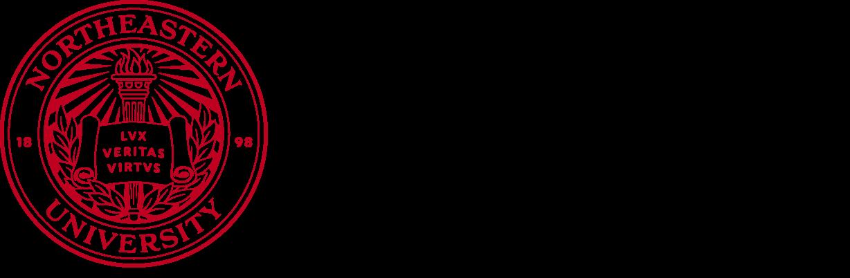 Northeastern University Logo png