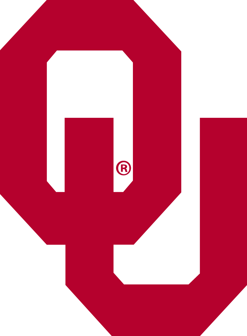 OU logo the university of oklahoma