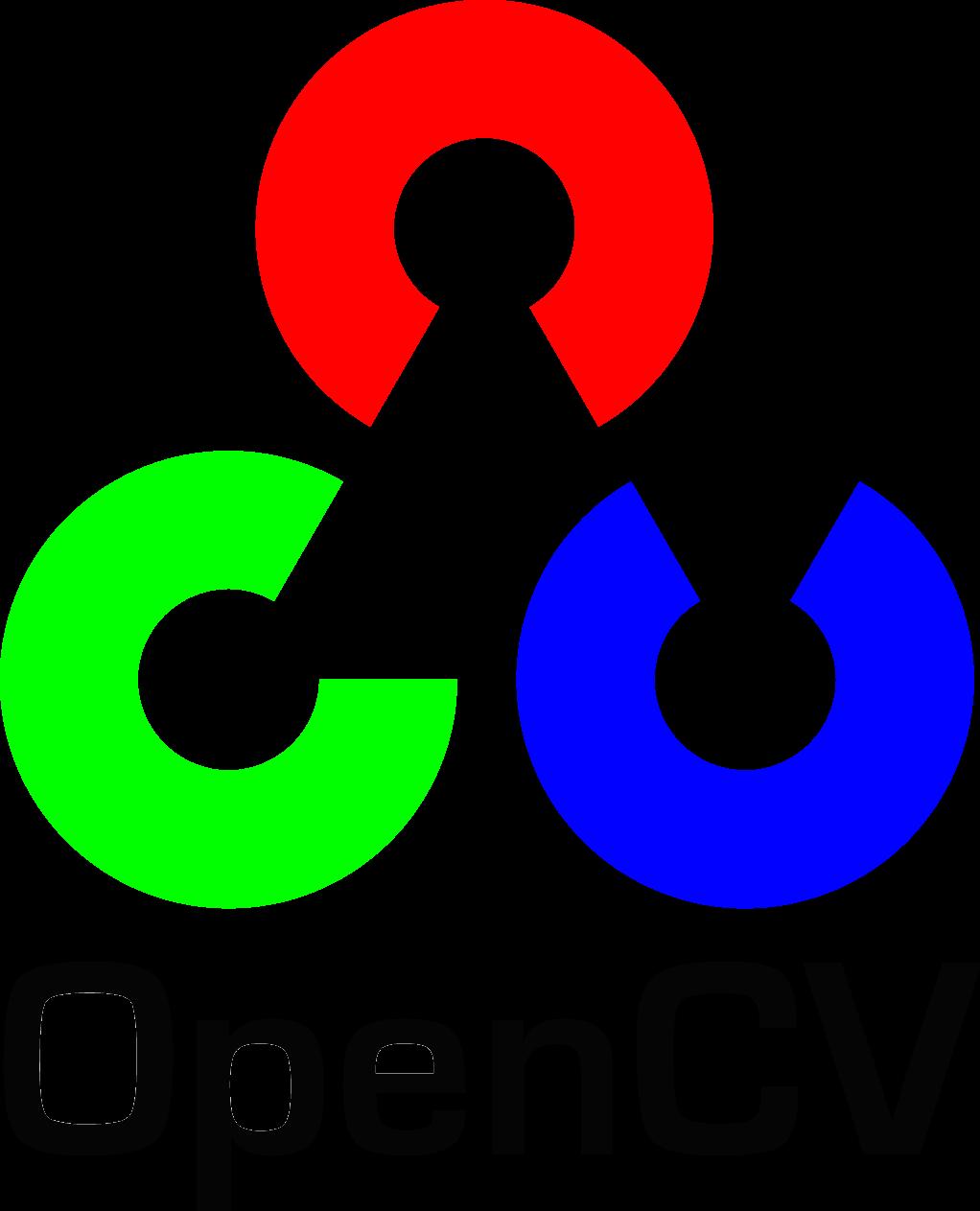 OpenCV Logo png