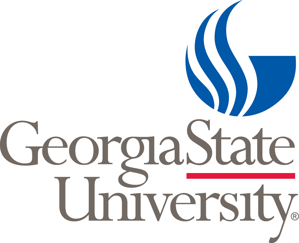 Georgia State University Logo   GSU png
