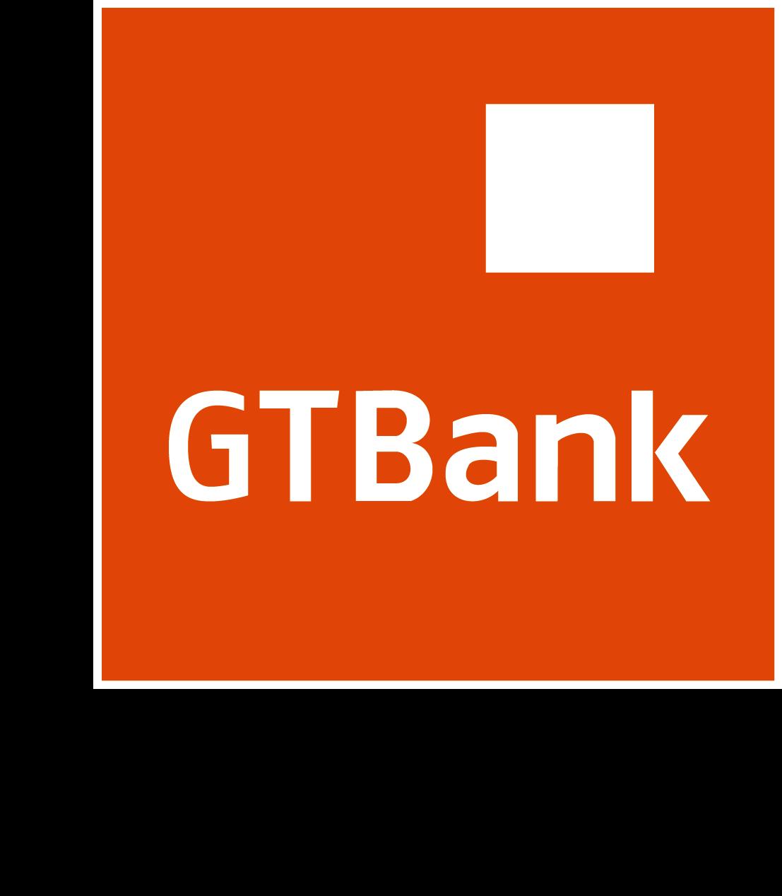 GTbank Logo [Guaranty Trust Bank] png