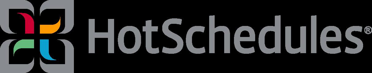 HotShedules Logo png