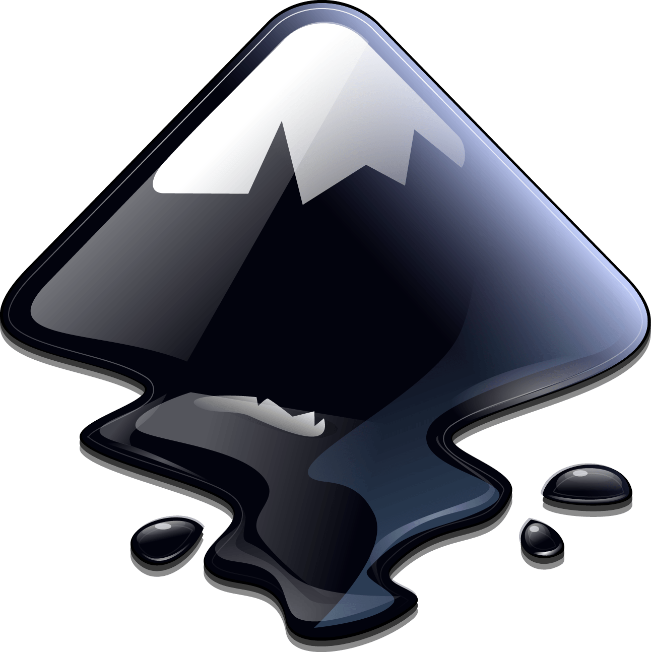 Inkscape Logo png