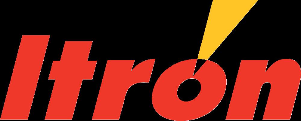 Itron Logo png