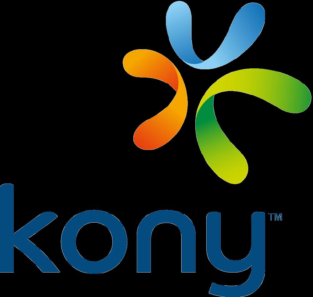 Kony Logo png
