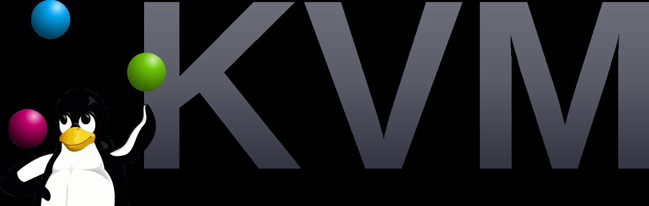 KVM Logo png