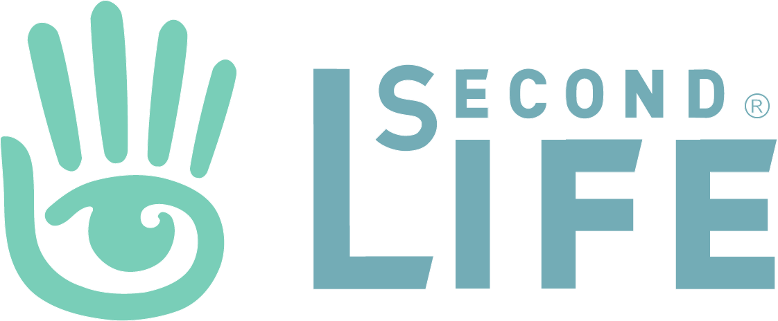 Second Life Logo png