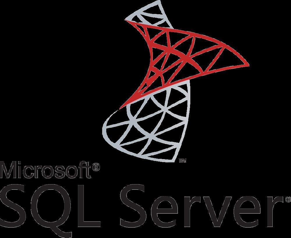 SQL Server Logo   Microsoft png