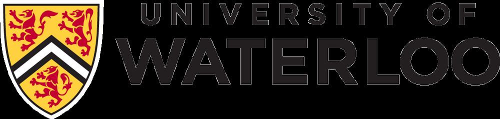 University of Waterloo Logo png