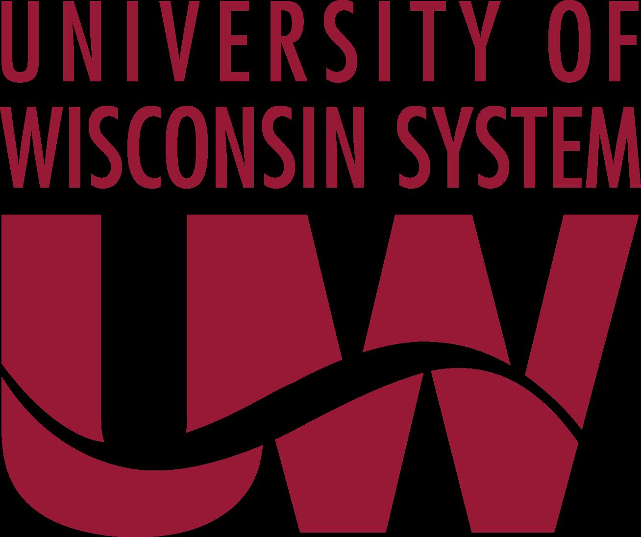 UW   University of Wisconsin System Logo png