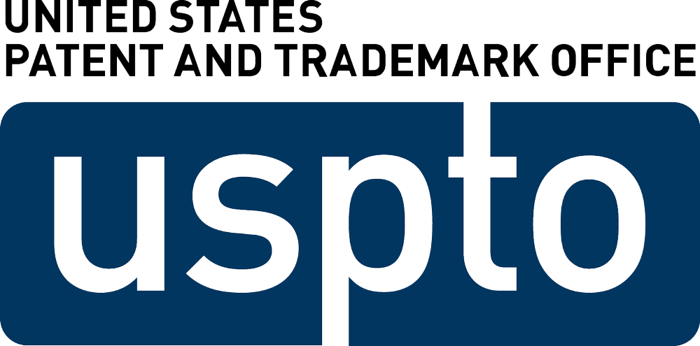 USPTO Logo [United States Patent and Trademark Office] png