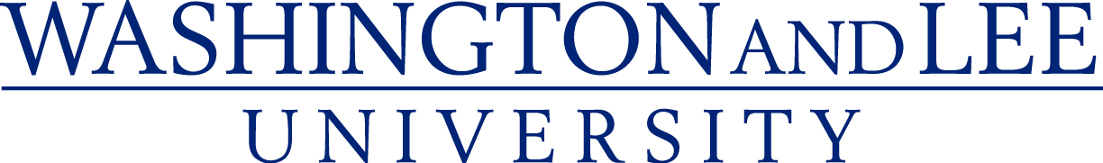 Washington and Lee University Logo (W&L) png
