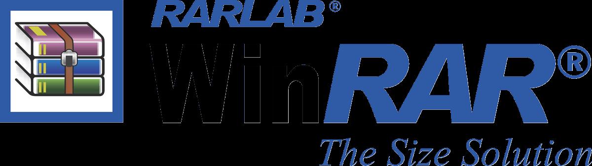WinRAR Logo png