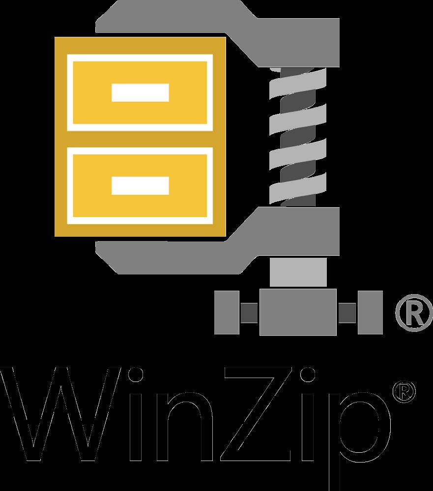 WinZip Logo png