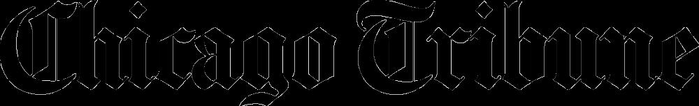 Chicago Tribune Logo png
