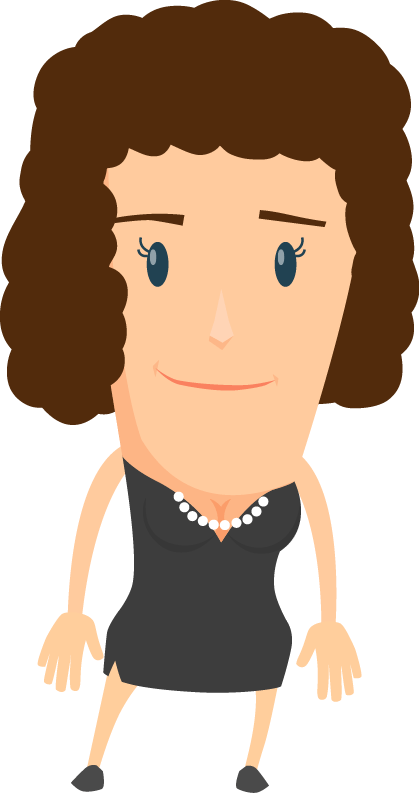 Flat People Characters png