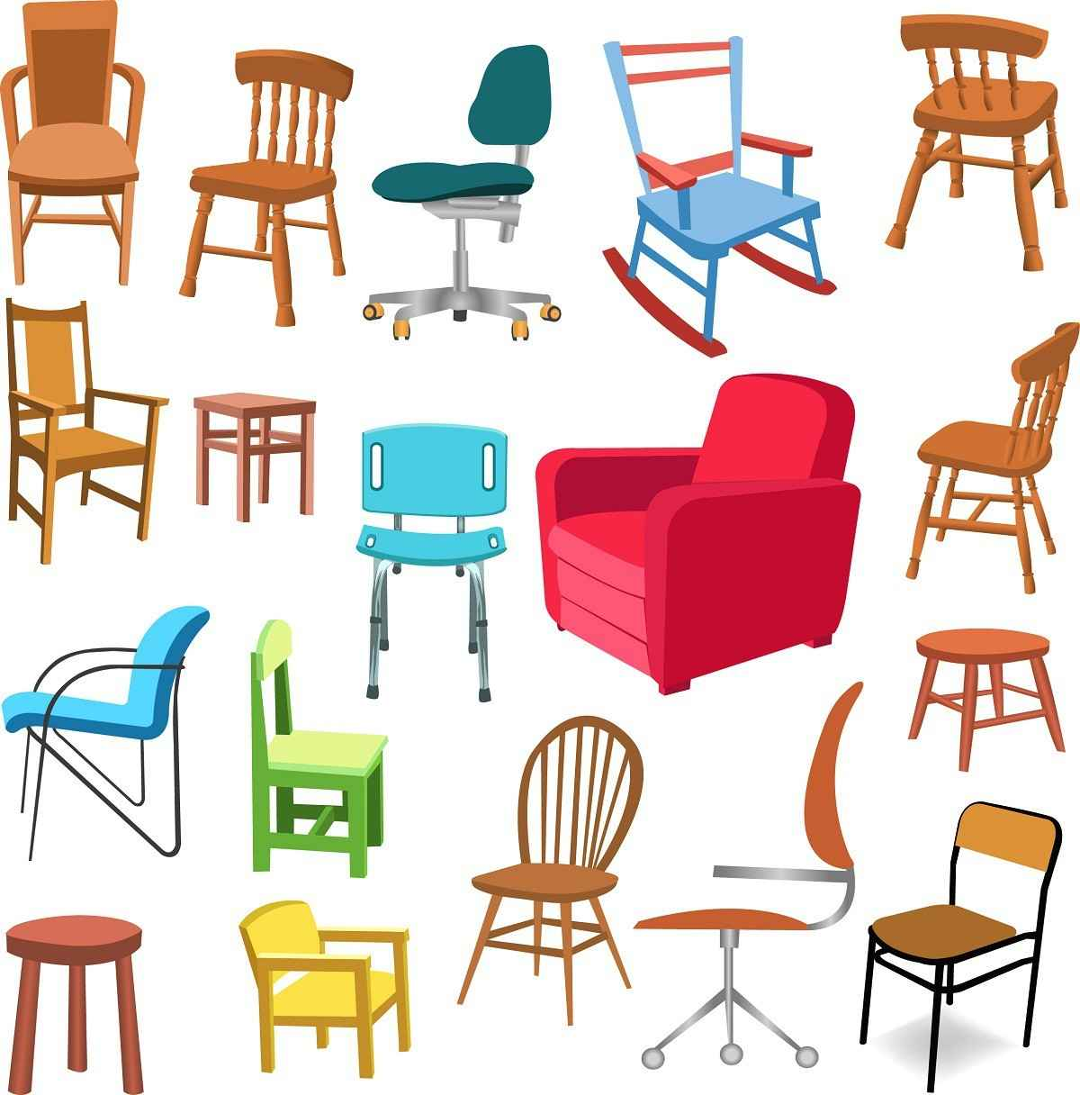 Furniture set 02 png