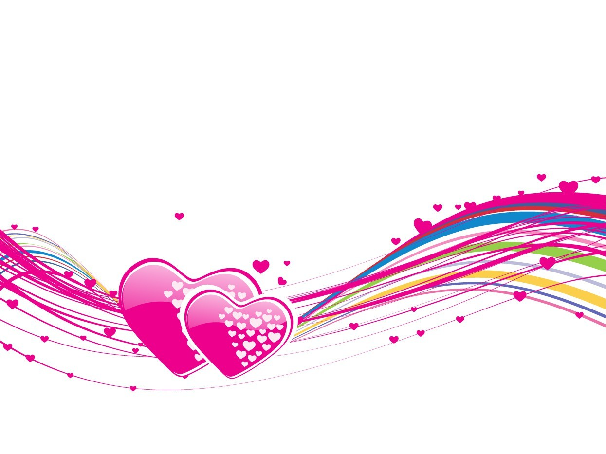 Heart background png