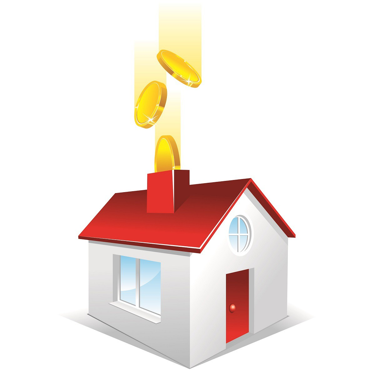 House vector 001 png