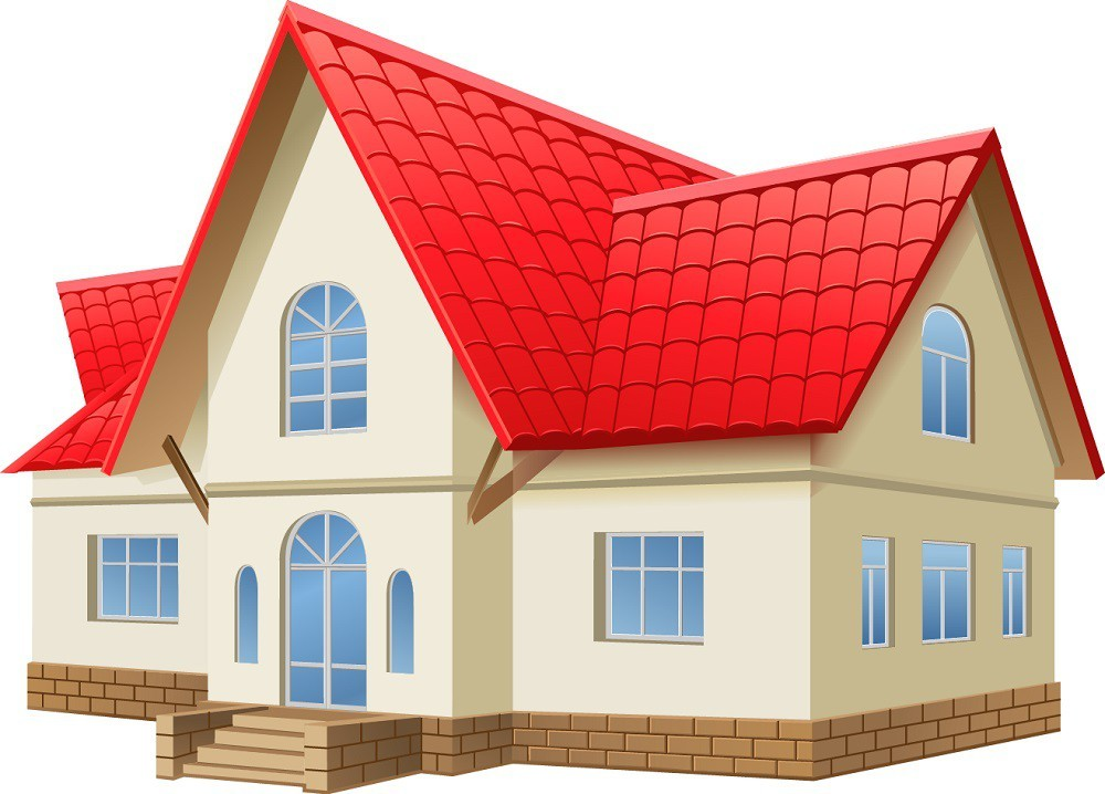 House vector 002 png