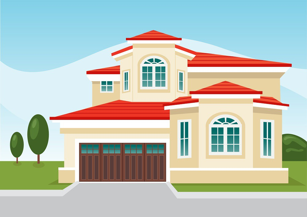 House vector 003 png