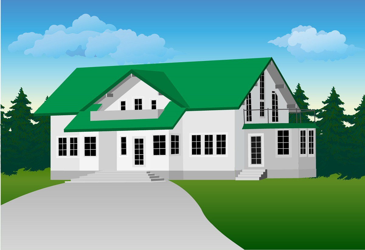 House vector 005 png