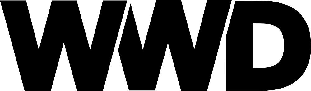 WWD Logo – Womens Wear Daily png