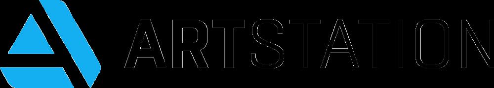 ArtStation Logo png