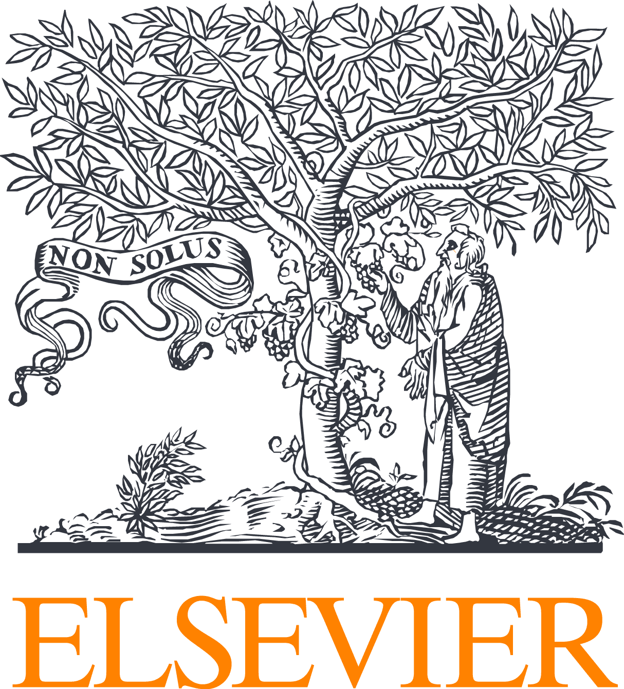 Elsevier Logo png