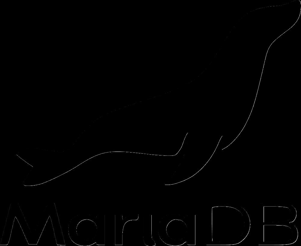 MariaDB Logo png