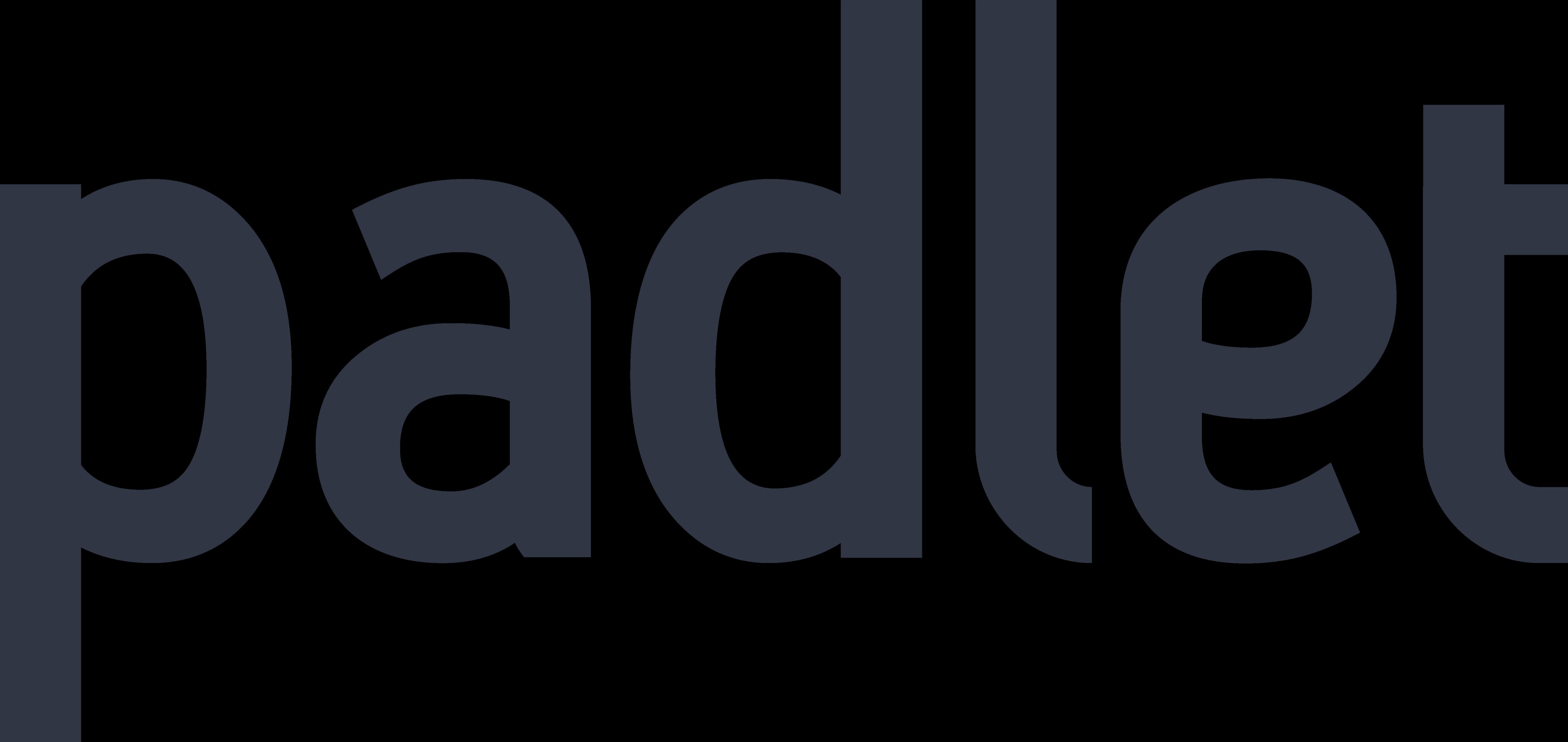 Padlet Logo png